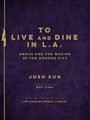 To Live and Die in L.A. Cookbook