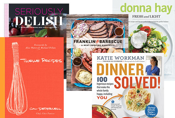Best Cookbooks for August 2015