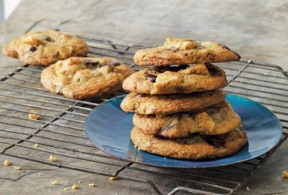 Chicharron Chocolate Chip Cookies