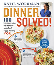 Buy the Dinner Solved! cookbook