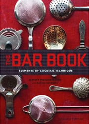 Buy the The Bar Book cookbook