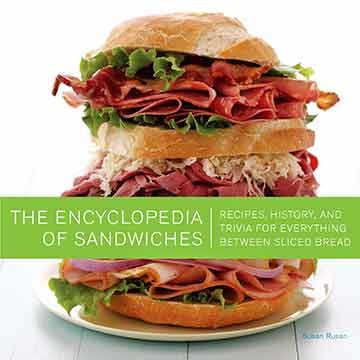 Buy the The Encyclopedia of Sandwiches cookbook