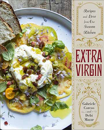 Buy the Extra Virgin cookbook