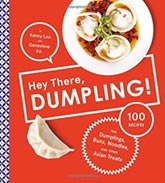 Hey, There Dumpling Cookbook