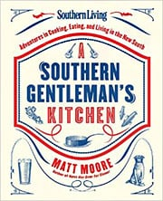Buy the Southern Living: A Southern Gentleman's Kitchen cookbook