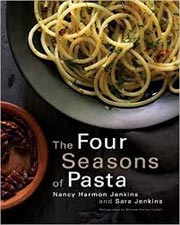 Buy the The Four Seasons of Pasta cookbook
