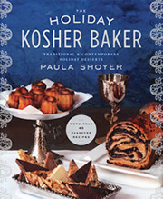 Buy the The Holiday Kosher Baker cookbook