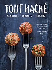 Buy the Tout Haché cookbook