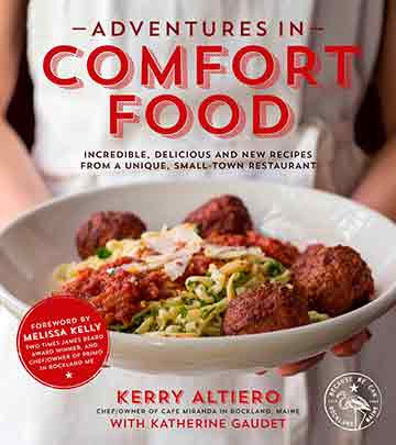 Buy the Adventures in Comfort Food cookbook