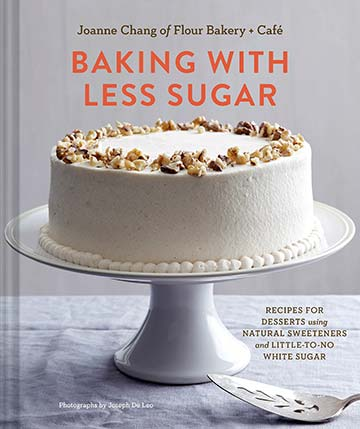Buy the Baking with Less Sugar cookbook