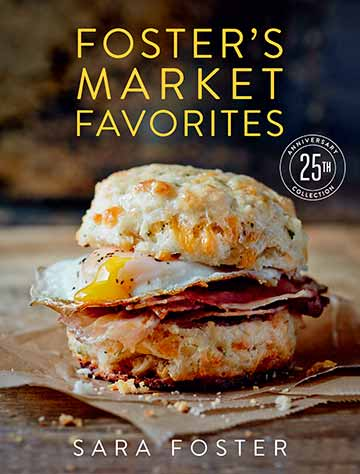 Buy the Foster's Market Favorites cookbook