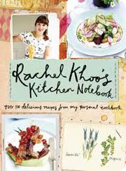 Buy the Rachel Khoo's Kitchen Notebook cookbook