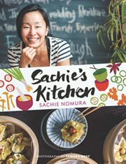 Sachie's Kitchen Cookbook