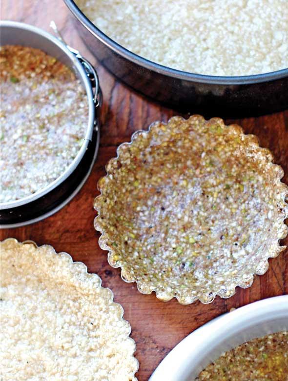 Vegan, Gluten-Free, and Paleo Pie Crust