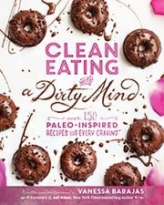 Buy the Clean Eating with a Dirty Mind cookbook