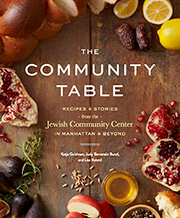 Buy the The Community Table cookbook