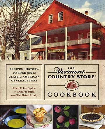 Buy the The Vermont Country Store Cookbook cookbook