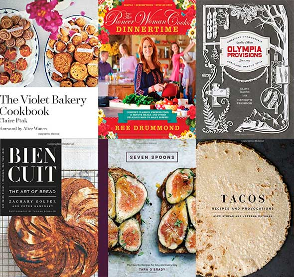 Best Cookbooks 2015