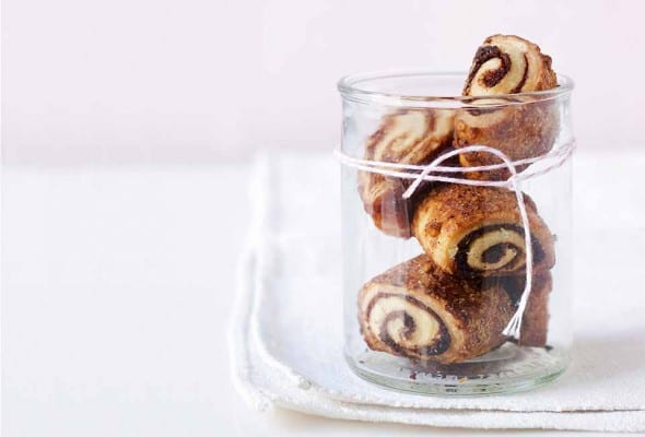 Cream Cheese Rugelach