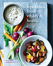 Buy the Fermented Foods for Vitality & Health cookbook