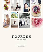 Buy the Nourish: Mind, Body & Soul cookbook