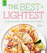 The Best and Lightest Cookbook