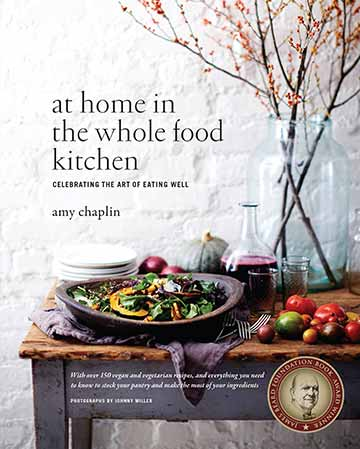 Buy the At Home in the Whole Food Kitchen cookbook