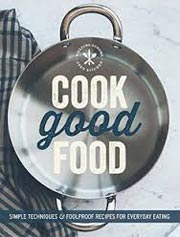 Buy the Cook Good Food cookbook