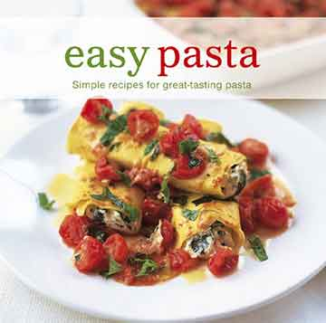 Buy the Easy Pasta cookbook