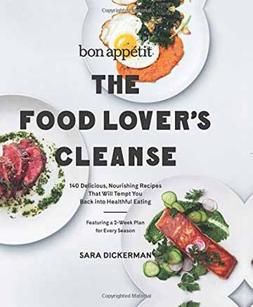 Buy the Bon Appetit: The Food Lover's Cleanse cookbook