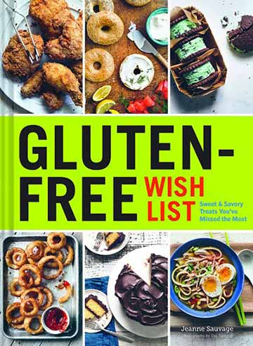 Gluten-Free Wish List Cookbook