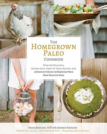 Buy the The Homegrown Paleo Cookbook cookbook