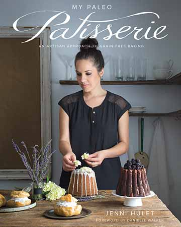 Buy the My Paleo Patisserie cookbook