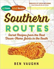 Buy the Southern Routes cookbook