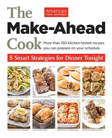 Buy the The Make-Ahead Cook cookbook