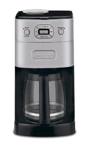 Cuisinart Grind and Brew Coffeemaker