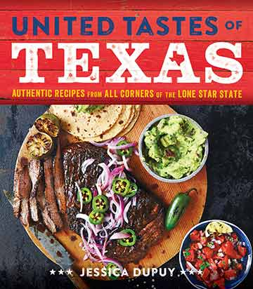 Buy the United Tastes of Texas cookbook