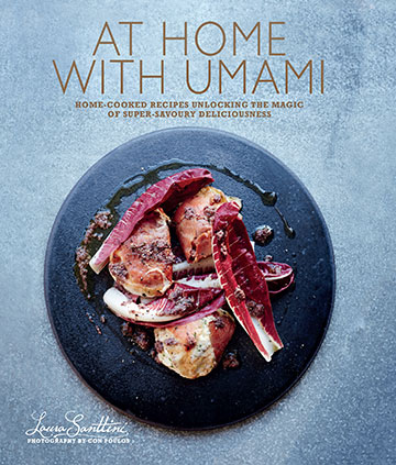 Buy the At Home with Umami cookbook