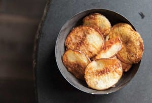 Baked Potato Chips