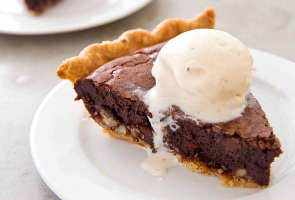 Brownie Pie | Tar Heel Pie