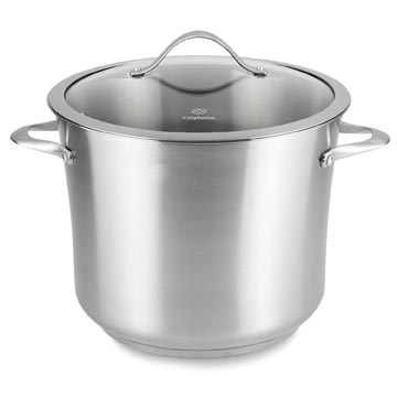 Calphalon Contemporary Stainless Steel 12-Quart Stockpot