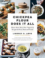 Buy the Chickpea Flour Does It All cookbook