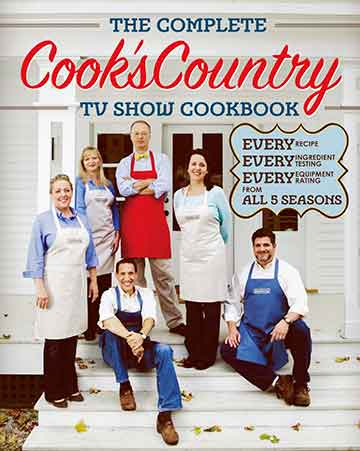 Buy the The Complete Cook's Country TV Show Cookbook cookbook
