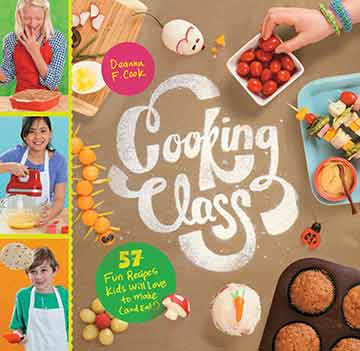 Buy the Cooking Class cookbook