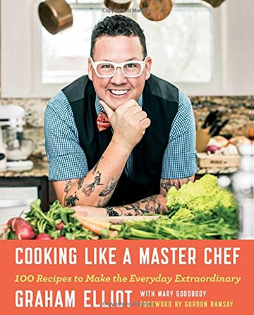 Cooking Like a Master Chef Cookbook