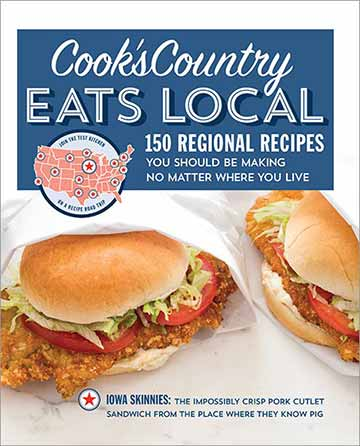 Buy the Cook's Country Eats Local cookbook
