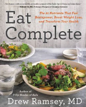 Buy the Eat Complete cookbook