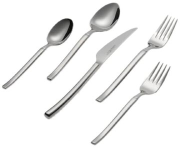 Henckels Opus 45-Piece Flatware Set