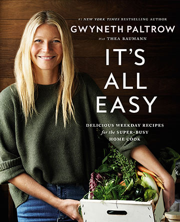 Buy the It's All Easy cookbook