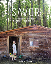 Buy the Savor cookbook